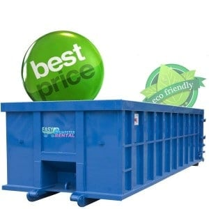 best dumpster price