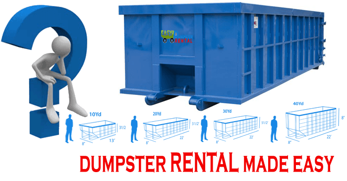 how to rent a dumpster in Orlando Florida