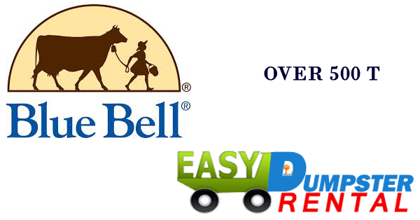 Blue Bell recall 2015 - Easy Dumpster Rental Dispose